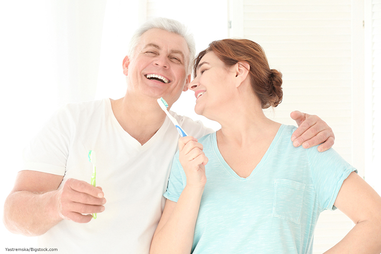 Caring For Your Teeth As You Age